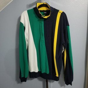 Vintage NAUTICA J US2 Pullover 1/2 Zip Sweater